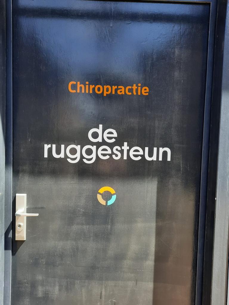 Chiropractie de ruggesteun